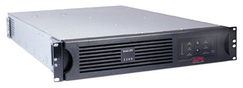 System Ups Serial (APC Smart-UPS SUA2200RM2U 2200VA USB and Serial 2U Rackmount UPS System (Discontinued by Manufacturer))