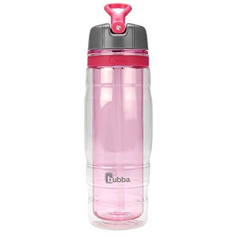 Bubba Brands Raptor Kids Water Bottle, 16 oz., Pink