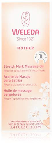 Weleda: Pregnancy Body Oil for Stretch Marks, 3.4 oz