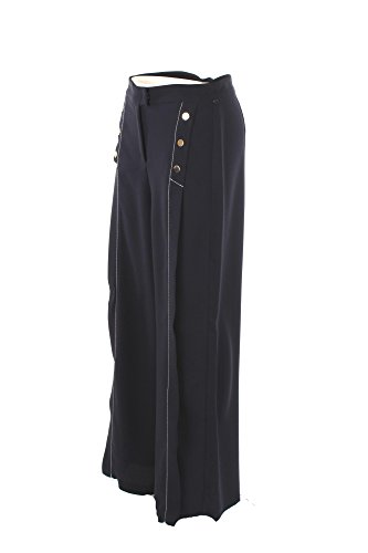 Pantalone Donna Pennyblack 40 Blu Lanciare Primavera Estate 2018