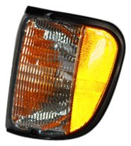 - TYC 18-3121-01 Ford Econoline Van Driver Side Replacement Parking/Side Marker Lamp Assembly