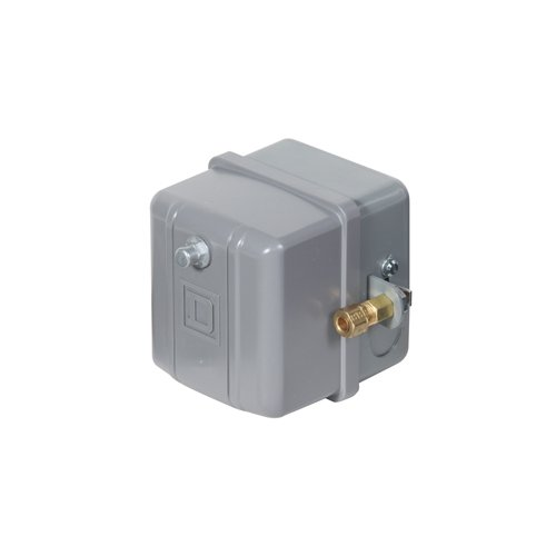 Midwest Control 9013GHG-6J57X Square D Pressure Switch wi...