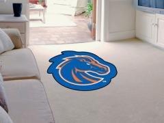 Boise Rug - Custom Made Boise State Mascot Mat 3 ft x 4 ft College Dorm Home Decor Area Rug Carpet