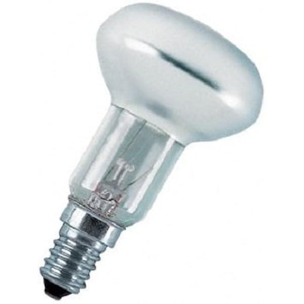 5 St/ück Set R50 Typ 40 W Reflektorlampe Wolfram Licht Spot Lava Lampe SES E14 Schraube Warmwei/ß