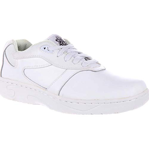 Lehigh 5 Outfitters White M Resistant 8 SlipGrips Women's Shoes Work Athletic Slip pBpqwFyr