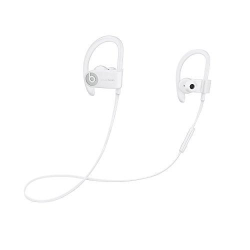 Beats by Dre. Power.beats/3 Wireless Earphones with Case and Charging Cable (White)