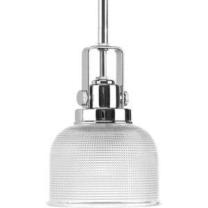 Billiard Fixtures Progress Lighting - Progress Lighting P5173-15 Med Mini-Pendant, 1-100-watt