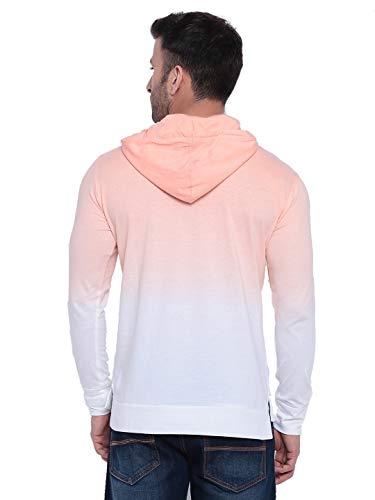 31TNm8m92QL GRITSTONES Tan dye Hooded T-Shirt GSHDOMB2029-P