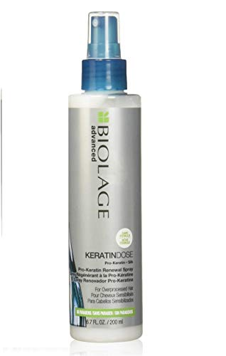 Biolage Advanced Keratindose Pro-Keratin Renewal Spray, 6.7 Fl Oz (Biolage Scalp Spray)