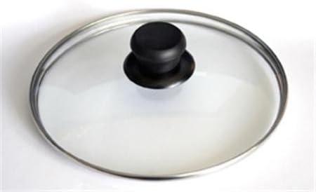 Stoneline 8121 Couvercle en Verre Diam/ètre 16/cm