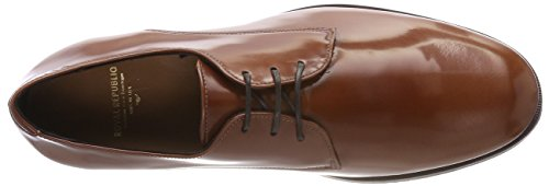 Marrone Scarpe Classic RepubliQ 06 Shoe Uomo Stringate Derby Tan Alias Royal gw8pPqn
