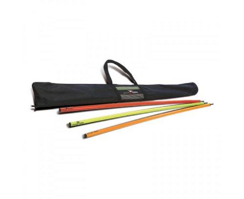 Precision Training Boundary Football Pole Carry Bag