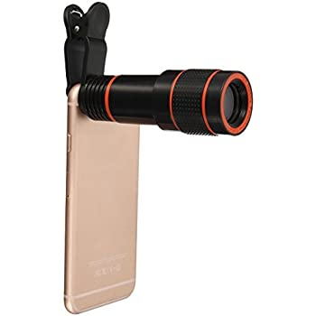 Amazon.com: Smartphone Camera Lens, High Definition 12X