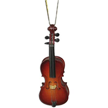 Amazon.com: Miniature Cello Christmas Ornament 4