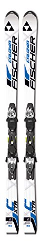 Fischer Cruzar Fire Ski System with RS 10 Bindings Mens