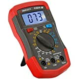 Triplett 1401 True RMS Auto-ranging Compact Digital Multimeter with LCD, 52 Measurement Ranges