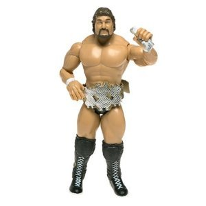 WWE Classic Series Ted Dibiase 'Million Dollar Man' figure (Ted Dibiase Figure Wwe)