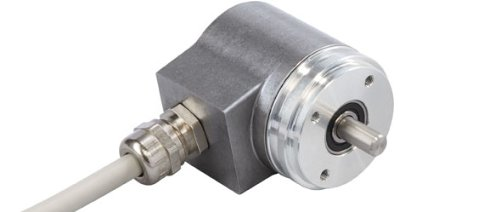 POSITAL IXARC UCD-IPT00-XXXXX-R100-5RW Incremental Rotary Encoder