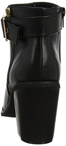 Black Miss Noir Janelle 00 Bottines Femme KG q77wpgxUX