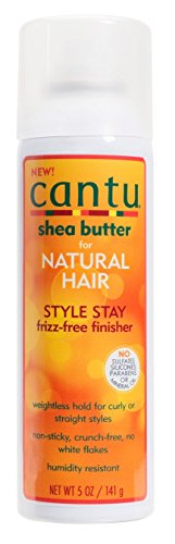 (Cantu Natural Hair Style Stay Finisher 5 Ounce (148ml) (2 Pack))