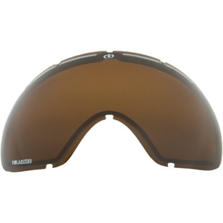 Electric EG2 Lens Brown-Polarized, One Size, Outdoor Stuffs