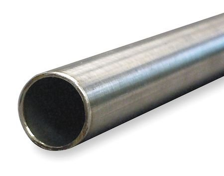 2'' OD x 6 ft. Welded 316 Stainless Steel Tubing