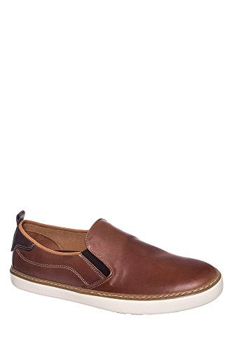 1883 Di Wolverine Mens Ronaldo Slip-on Loafer Tan