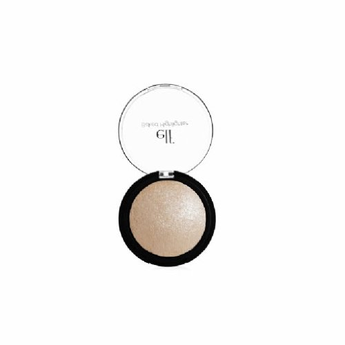 e.l.f. Baked Highlighter, Moonlight Pearl, 0.17 Ounce]()