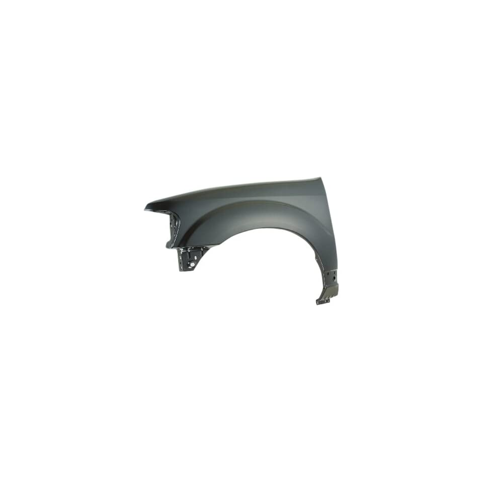 OE Replacement Ford Explorer Front Passenger Side Fender Assembly (Partslink Number FO1241209)