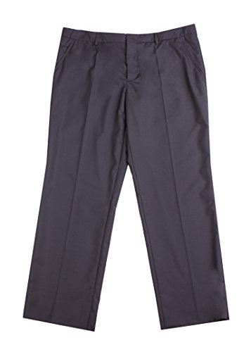 Prada Women's Virgin Wool Trouser Pants Navy - Prada Apparel
