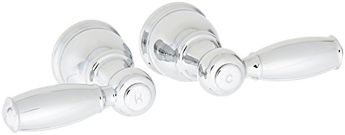(Peerless RP42995 Two Metal Lever Handle Kit with Inserts, Chrome )