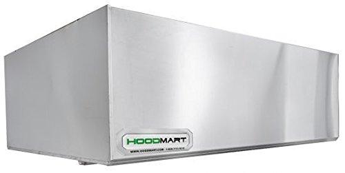 Amazon Com Hoodmart 0448hb Restaurant Exhaust Hood 4 Foot