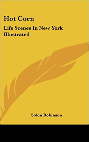 Hot corn: Life Scenes in New York Illustrated