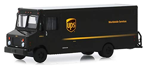 Greenlight 33170-C H.D. Trucks Series 17-2019 Package Car - United Parcel Service UPS 1:64 Scale