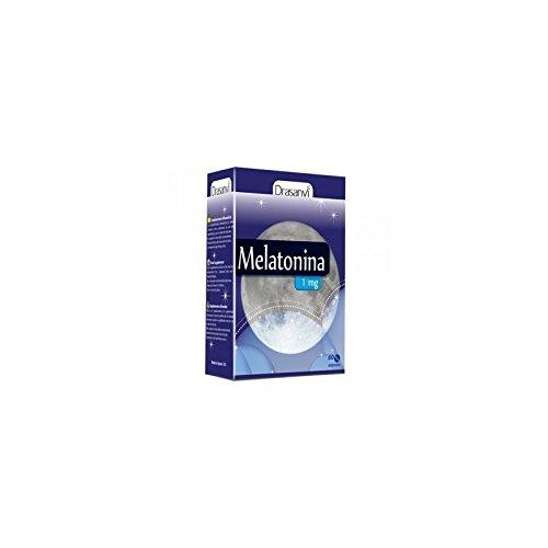 MELATONINA 1,9 mg 60 COMPRIMIDOS DRASANVI: Amazon.es: Salud y cuidado personal