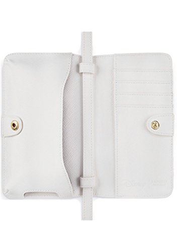 Phone Danielle Snow Bag Crossbody X White Nicole Disney 76wtWr6qTg
