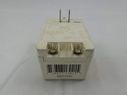 - MG ELECTRONICS MGT2420 TRANSFORMER,24VAC 20VA UL APPROVED