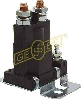 Made in Germany GEBE 990171 Solenoid Relay 12V 100//400A