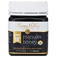 Happy Valley UMF 18+ Manuka Honey, 250g (8.8oz)