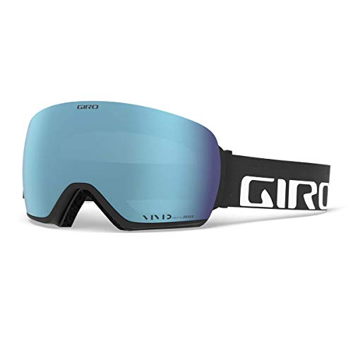 Giro Article Snow Goggles Black Wordmark - Vivid Royal/Vivid Infrared (Giro Mens Ski)