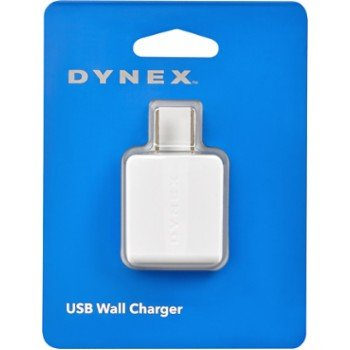 Dynex USB Wall Charger Blue DX-MAC1UB