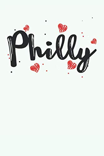 Philly: I Love Philadelphia Journal (Philly Gifts