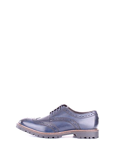 Brouge Uomo London Base Scarpe Trench Blu Stringate qw6qSzxI 5e361ae398a
