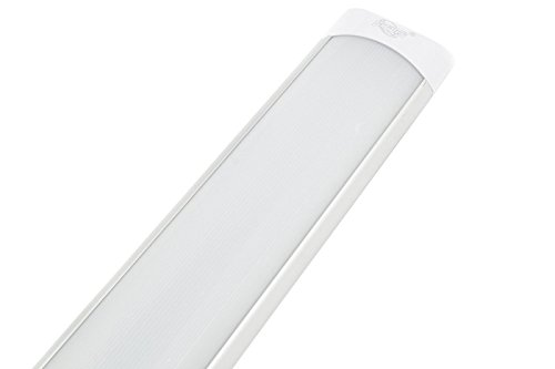 Plafoniera Led Soffitto 150 Cm : Lineteckled® p25 48n plafoniera led ultraslim 150cm 50w luce