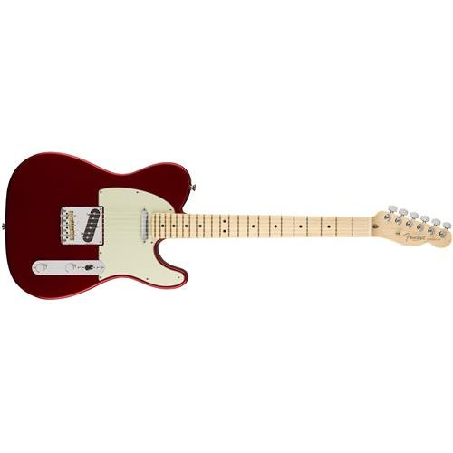 - Fender American Professional Telecaster - Candy Apple Red w/Maple Fingerboard