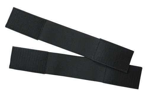A&R Sports Hockey Goalie Pad Strap, 9.5-Inch, Black