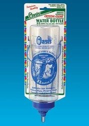 Kordon/Oasis (Novalek) SOA80800 Rabbit Water Bottle, 32-Ounce, (Chinchillas Ferrets Guinea Pigs)