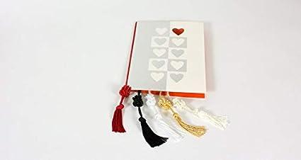 Program /& Invitation Tassels