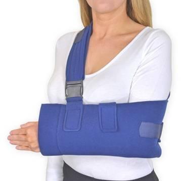 Deluxe Cabestrillo para brazo y inmovilizador para hombro (talla única)  disponible en negro o c1e4f8dbe28d