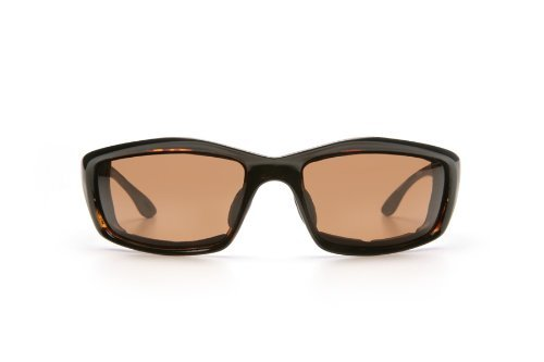 - Eyesential Dry Eye Sunglasses Large Modified Rectangle Copper Tortoise